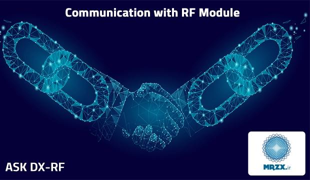 پروژه ارتباط رادیویی با ماژول های ASK DX-RF